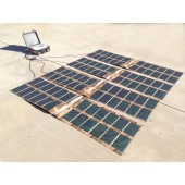 Solar Integrated System- 1000W 8PACK SAE / PB1200