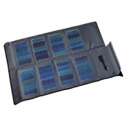 Solar Panel - 12W SAE Foldable