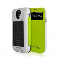 Samsung Galaxy S4 Solar Battery Case