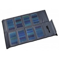 12W SAE CIGS Flexible Solar Panel